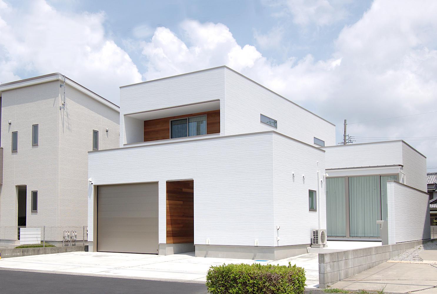 写真:新しい施工実績を追加いたしました<住宅の新築工事>